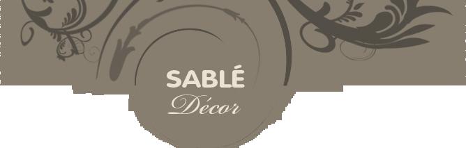 Sablé Décor Logo